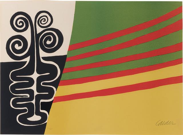 Alexander Calder, 'Violin', Doyle