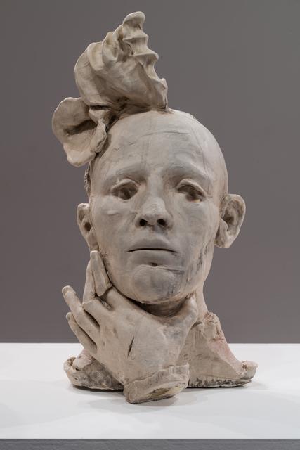 , 'Head #3,' 2016, Eutectic Gallery