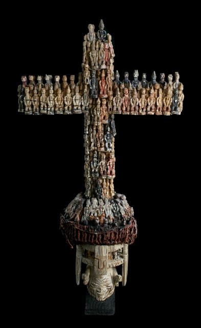 Dominique Zinkpè, 'Les demasques des cinq continents, Oceanie', 2007, Galerie Galea