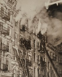Three Die in Fire on East Side, 137-139 Suffolk St, New York, March 4