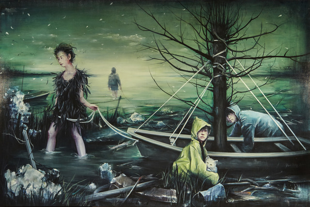 Ren Jing, 'A Paradise', 2010, RUDOLF BUDJA GALLERY