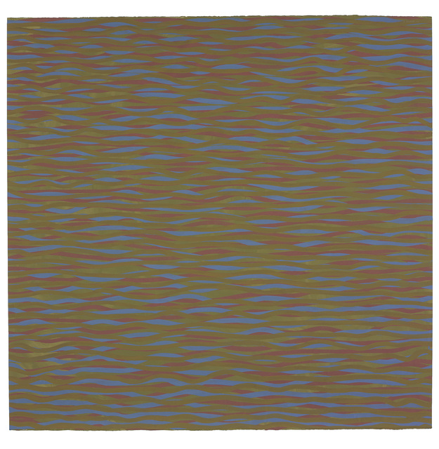 , 'Lines in Color,' 2004, Pace Gallery