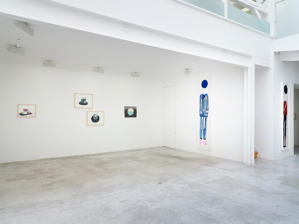 Anne-Marie Schneider, Le silence, Michel Rein, Paris, 2018