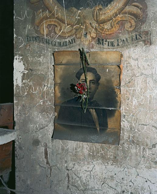 Robert Polidori, 'Cripta della Chiesa di Sant'Agostino alla Zecca', 2017, Studio Trisorio