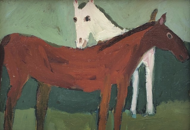 , 'Painted Horses ,' 2017, ZQ Art Gallery