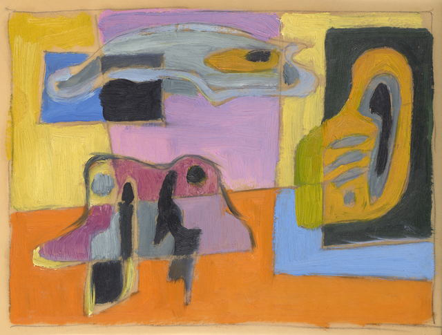 Werner Drewes, 'Untitled', ca. 1940, Debra Force Fine Art