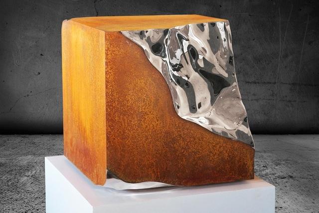 , 'Alembic Cube Study 1,' 2016, SPONDER GALLERY