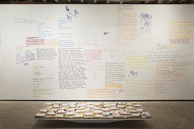 , 'Love Story,' 2014, Leo Xu Projects