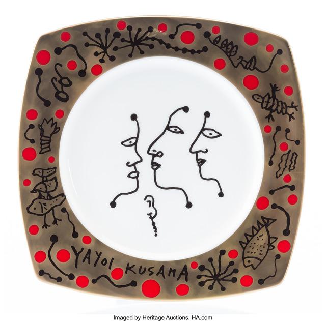 Yayoi Kusama, 'Fish', 2013, Heritage Auctions