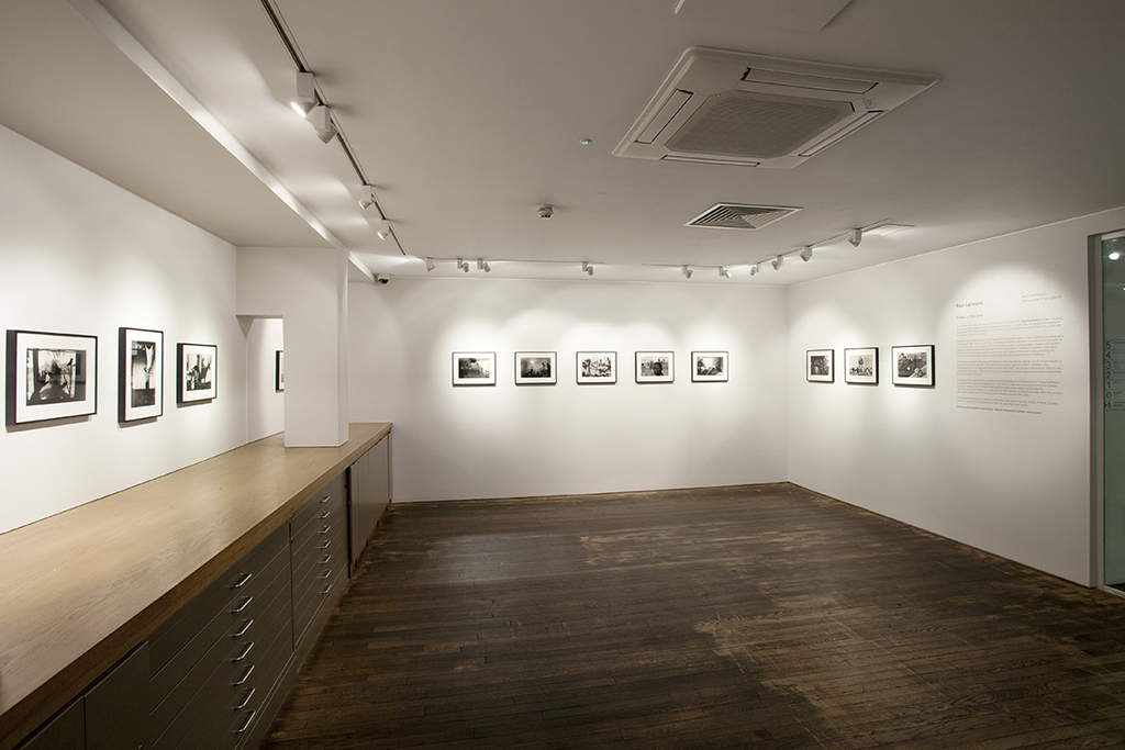 Installation shot of 'Raul Canibano: Chronicles of an Island' (13 Sep - 17 Nov 2019) © Kate Elliott