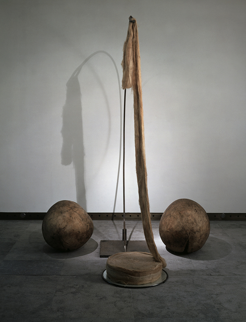 , 'Needle (Fuseau),' 1992, Song Art Museum