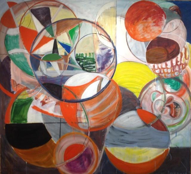 , 'Guerra de Soles,' 2012, le laboratoire