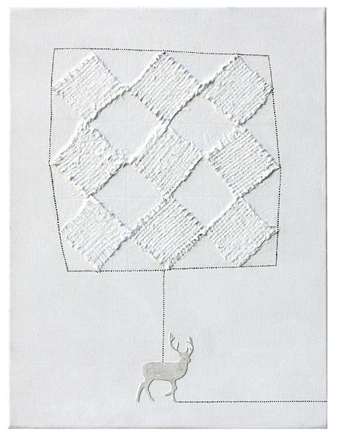 , 'tiptoe tree,' 2017, Craig Krull Gallery