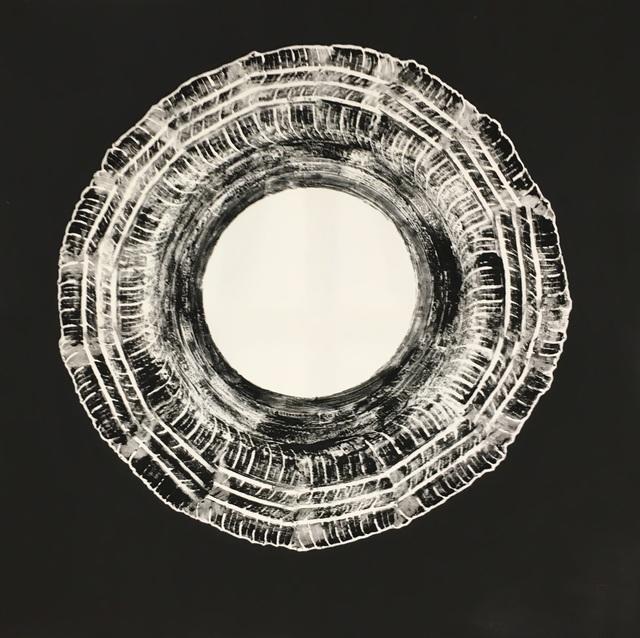 , 'Black Flat Layers,' 2015, Ai Bo Gallery