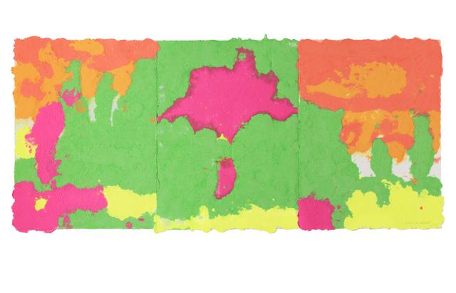 , 'Pink Tree,' 2015, STPI