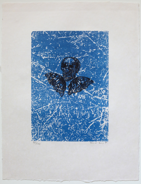, 'La princesse de Lamballe, from Aux petits agneaux,' 1971, Barry Whistler Gallery