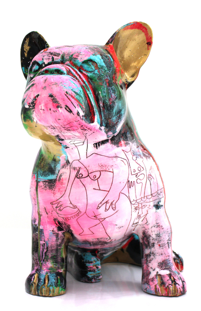 Julien Marinetti, 'Doggy John PM ', GFA1114, Gefen Fine Art