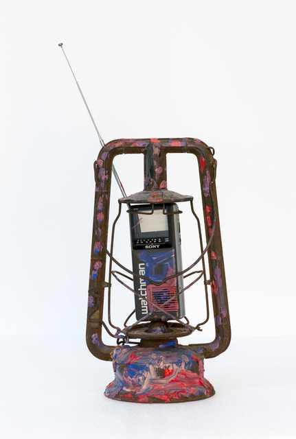 , 'Cage-7,' 1994, Galerie Thomas