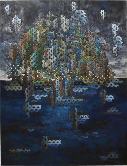 , 'La casa del capitán,' 2017, Barbara Thumm