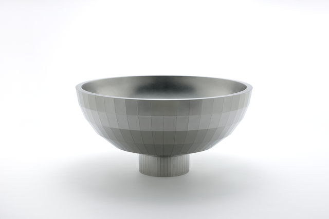 , 'High-Heeled Round Bowl with 288 Facets,' 2016, Soluna Fine Art