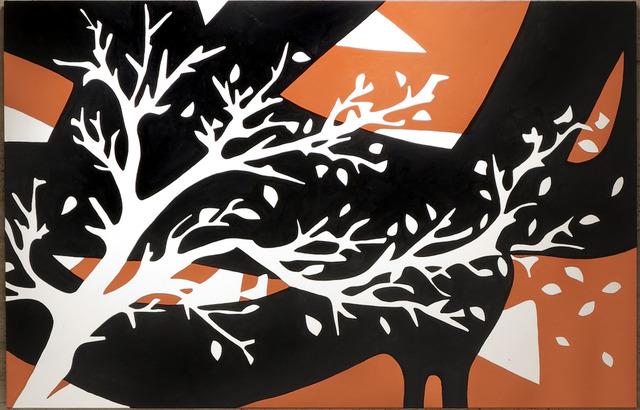 , 'Autumn,' 2014, Woodward Gallery