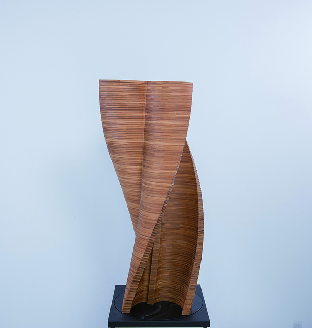 , '非想非非想天 – 動人 Touching,' 2011, Yuan Ru Gallery