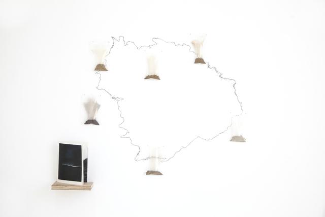 , 'Circunvalar ,' 2017, Casa Nova Arte e Cultura Contemporanea