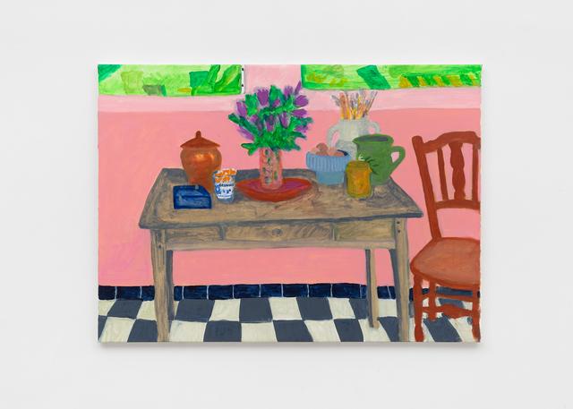 , 'Chez Georges,' 2018, Richard Taittinger Gallery