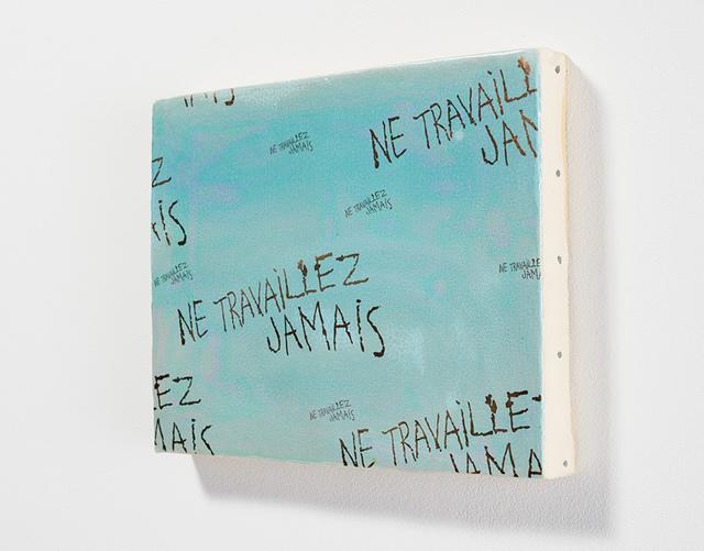 , 'The Sailor's Rendezvous,' 2016, Bortolami