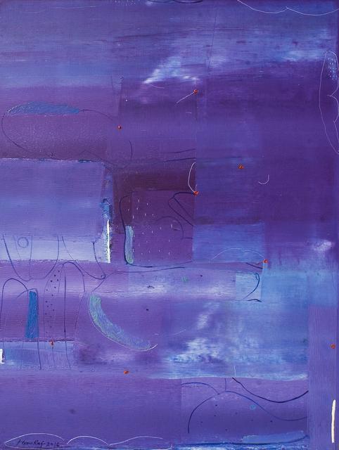 , 'Voice of God 34,' 2017, Bill Lowe Gallery