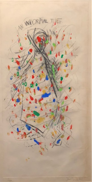, 'An Informal Tie,' 1961, Anderson Fine Art Gallery