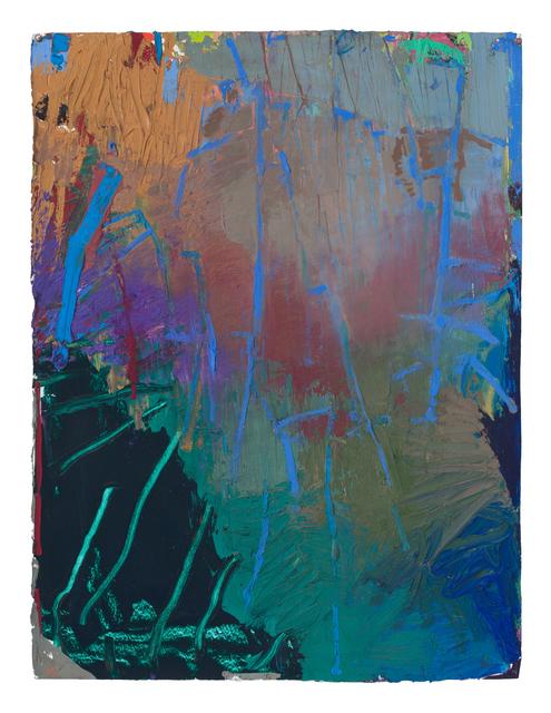 , 'Looming Pine 5,' 2018, Nancy Toomey Fine Art