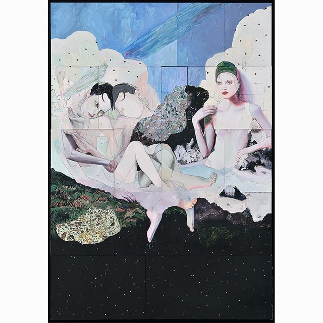 , 'Casse-Tête I,' 2015, Galerie C.O.A