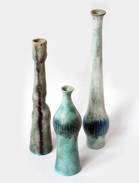 Bruno Gambone, 'Set of Three Vases', 1960s, Patrick Parrish Gallery