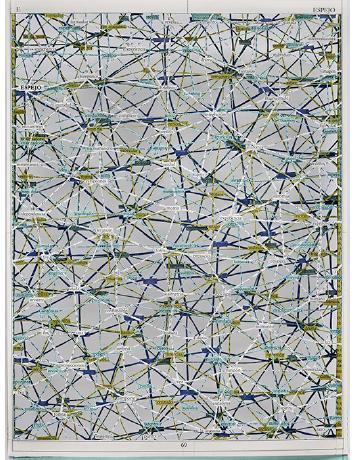 , 'Enciclopedia (Espejo),' 2014, Artemisa Gallery