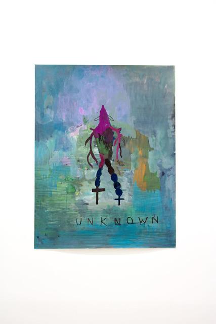 , 'Unknow from the serie Où est la peinture ?,' 1998, carlier | gebauer