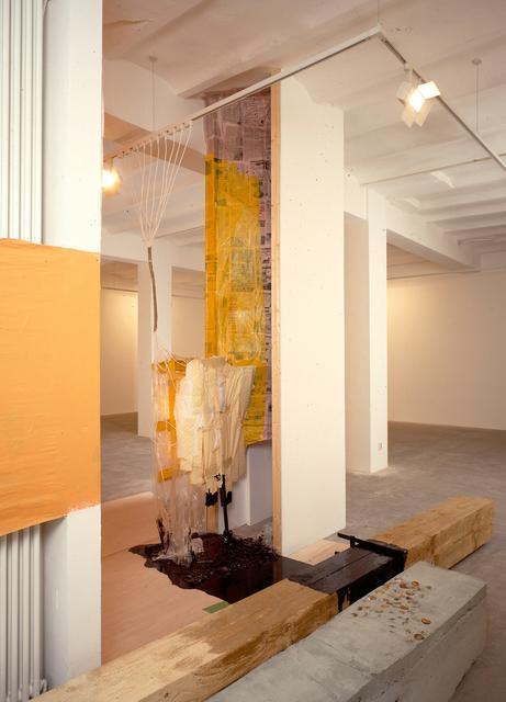 , 'For Mary Heilmann,' 1990, Galerie Isabella Czarnowska