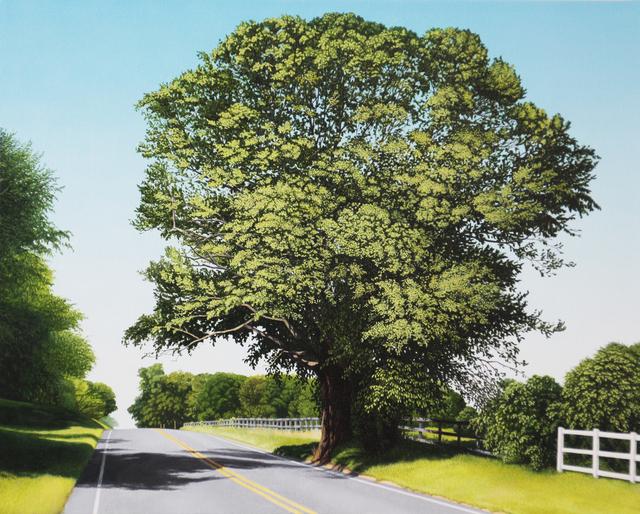 , 'Allaire Road,' 2018, Gallery Henoch