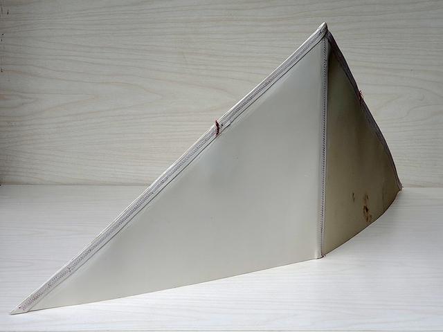 Marc Potter, 'Ceramic kite', 2020, Sculpture, Porcelain Cone 10, Open Mind Art Space