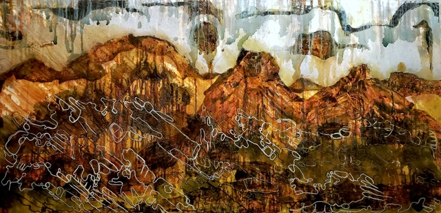 , 'Big Vista,' , Galleri 2987