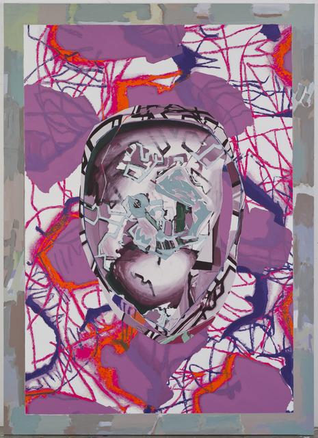 , 'Aparición Lágrima E,' 2015, Luis Adelantado