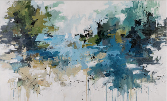 , 'Swimmng in the Lagoon- Cape Florida,' , FP Contemporary