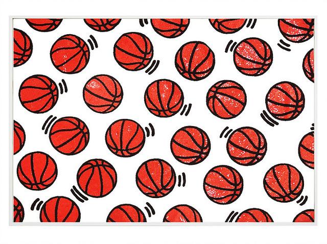 Philip Colbert, 'Basketball', 2016, Space St Barth