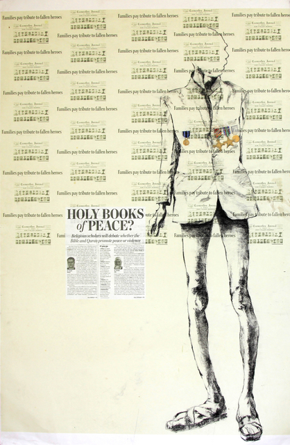 , 'Kenya Holy Books of Peace II,' 2017, Circle Art Agency