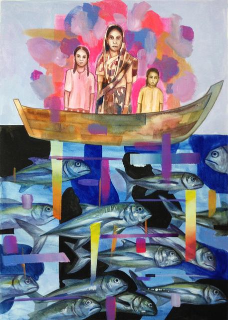 , 'Transit I,' 2017, Artemis Art