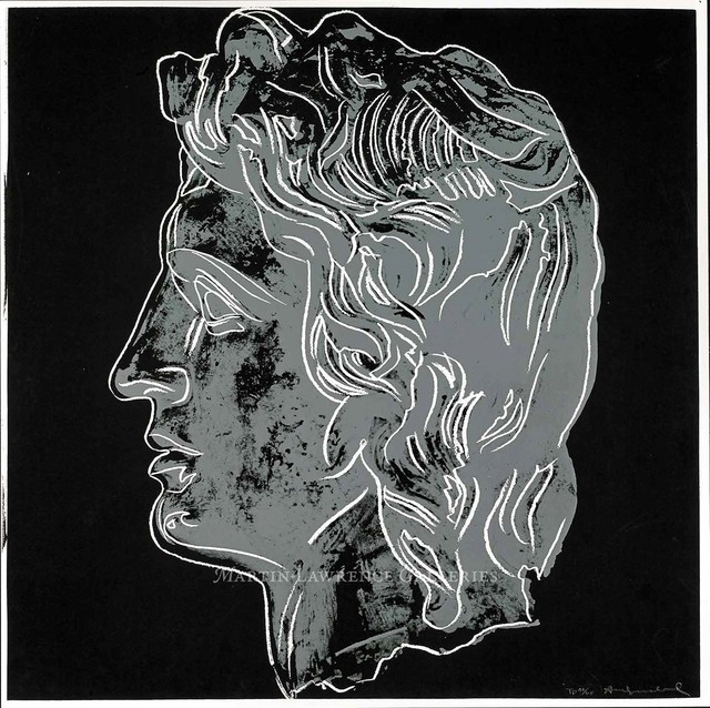 Andy Warhol, 'Alexander the Great, 1982 (#291)', 1982, Martin Lawrence Galleries