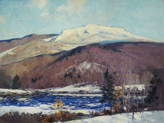 Charles Curtis Allen, 'Mt Monadnock, New Hampshire', 19th -20th Century, Vose Galleries