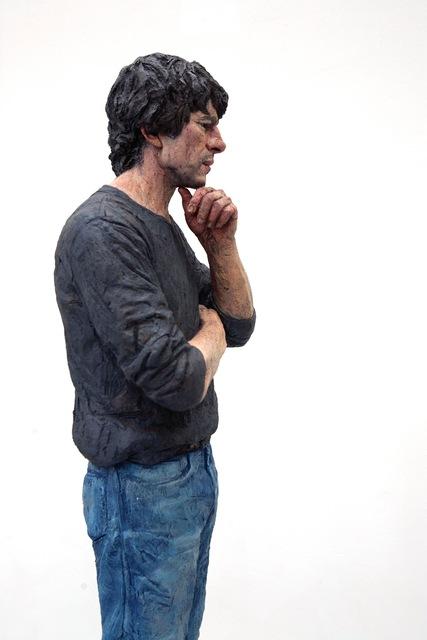 , 'Blue jeans,' 2010, LKFF