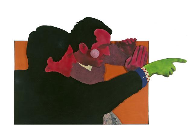 Martial Raysse, 'A propos de New York en Peinturama', 1965, Galerie Natalie Seroussi