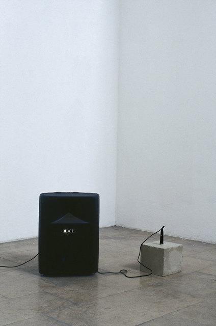 , 'Modell - Reaktor,' 2005, Cultural Avenue